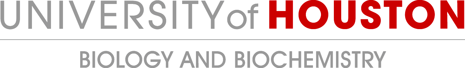 Department of Biology and Biochemistry